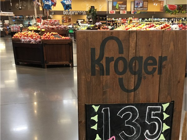 Largest Kroger Store in Arkansas is now open in Benton next to I-30