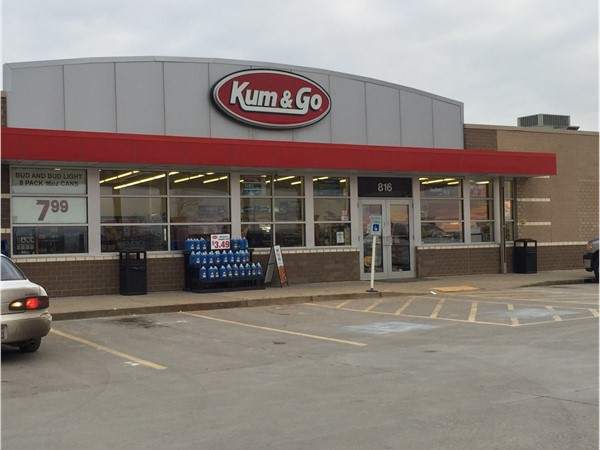 7/11 has nothing on NW Arkansas Kum & Go