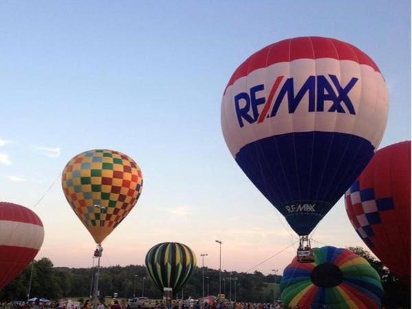Arkansas State Hot Air Balloon Championship