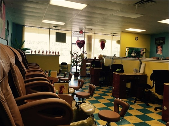 Oasis Nail Salon. New in Clarksville