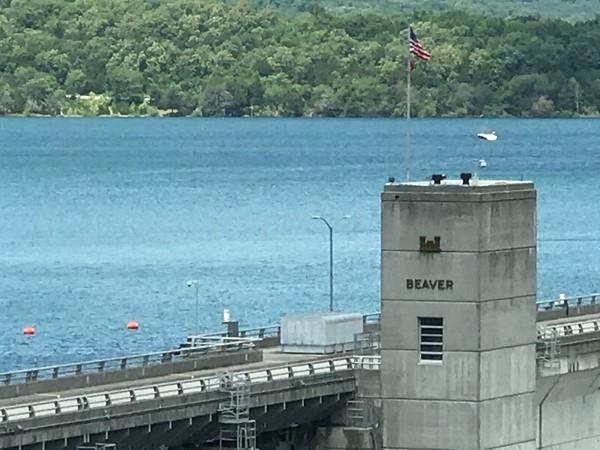 Beaver Lake Dam