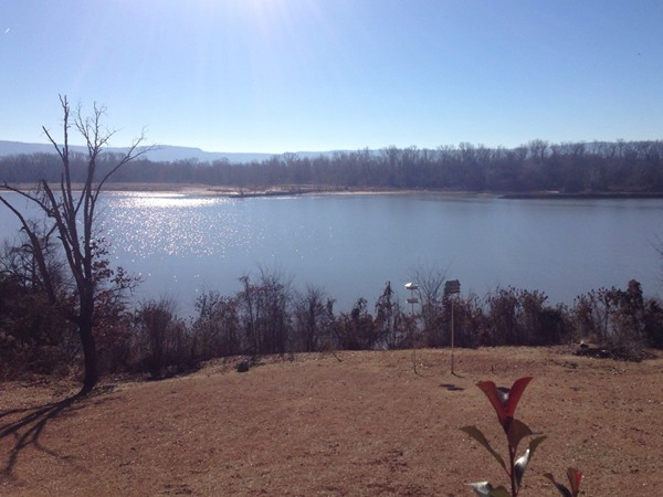 How would you like the Arkansas River in your backyard