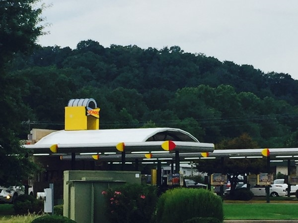 Sonic in Bella Vista