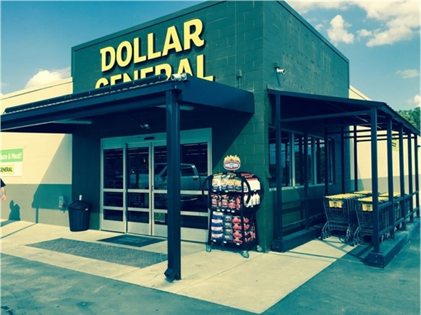 The new Dollar General is open. It's a great addition to the city of Coal Hill