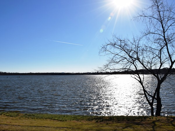 Lake Conway in Mayflower is one of the south's best fishing lakes
