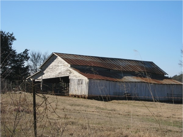 Barn from yesteryear