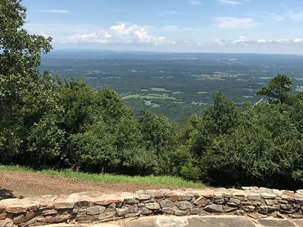 Mt Nebo State Park offers house rentals, camping, hiking and more