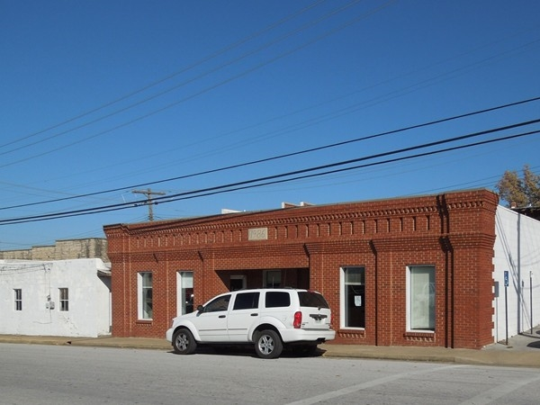 Arkansas Department of Finance Office - where you secure your license and tag in Carroll County