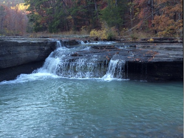 Explore Russellville and one of our many waterfalls