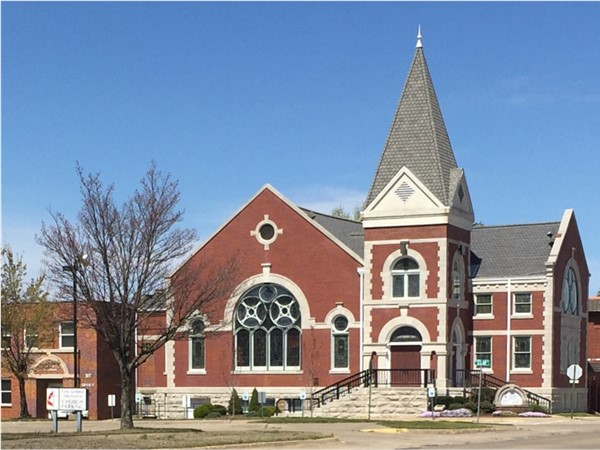 Rogers First United Methodist Church