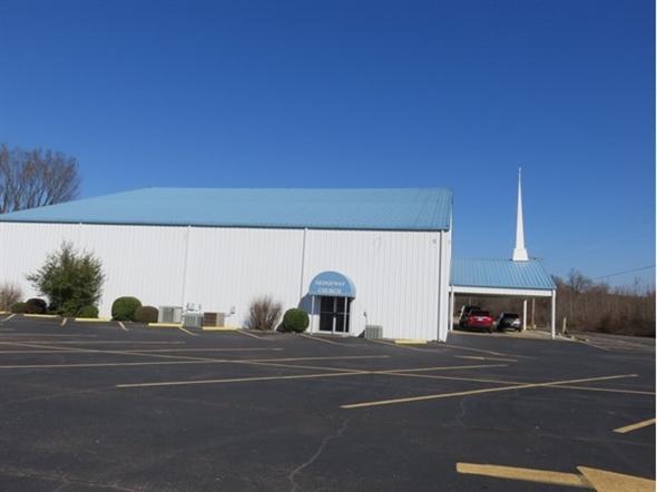 Hedgeway Church, Lamar AR