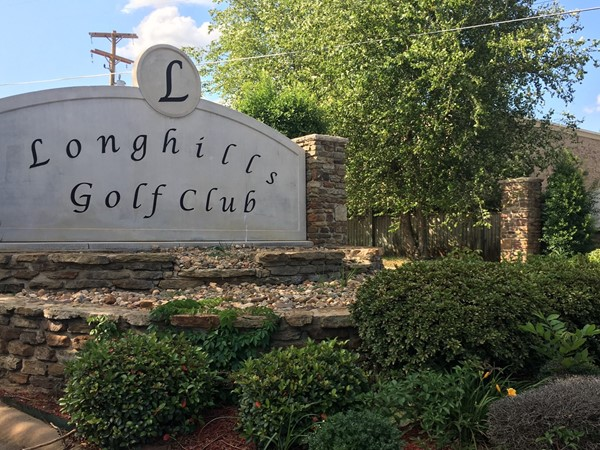 Longhills Village subdivision is also known for the surrounding golf course that was est. in 1955