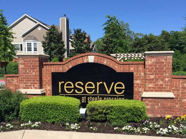 The Reserve at Steele Crossing in Fayetteville near the mall.