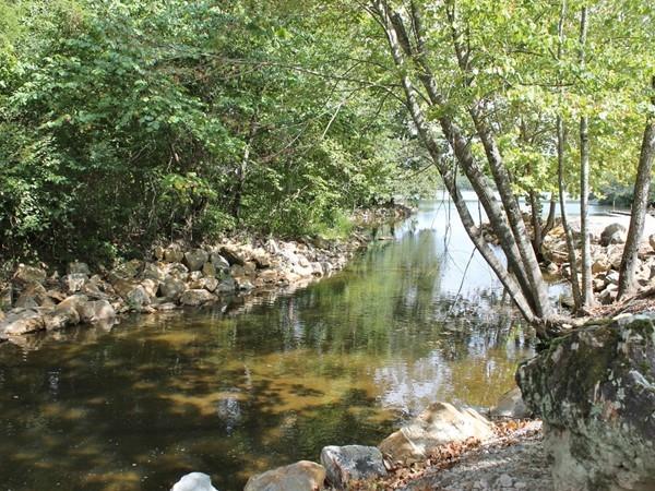 Natural beauty of Lake Pineda