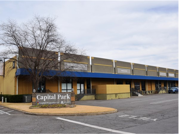 Capital Park is an office/warehouse development in the Riverdale area of Little Rock