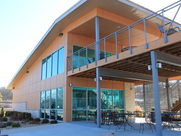 Bella Vista's tennis shop facility was built in 2011.  There are 8 lighted tennis courts