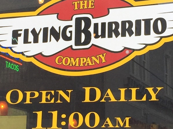 The Flying Burrito, Fayetteville