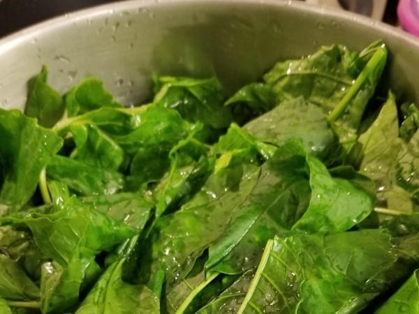 It's Poke Salad season y'all