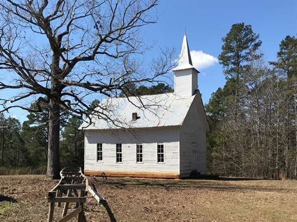 Old Lee's Chapel