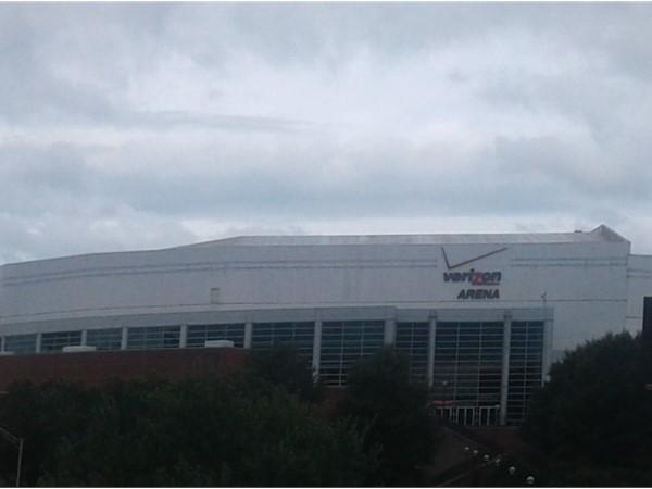 Verizon Area Event Center