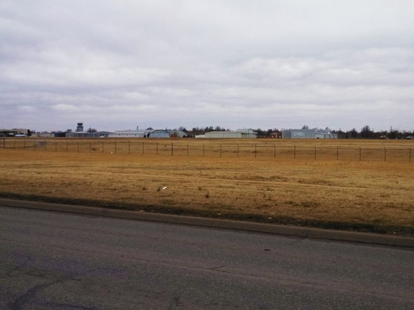 The Springdale Airport is located one mile southeast of the city center