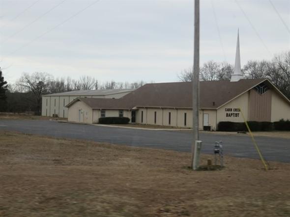 Cabin Creek Baptist Church