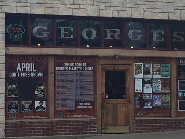 George's Majestic Lounge, Fayetteville