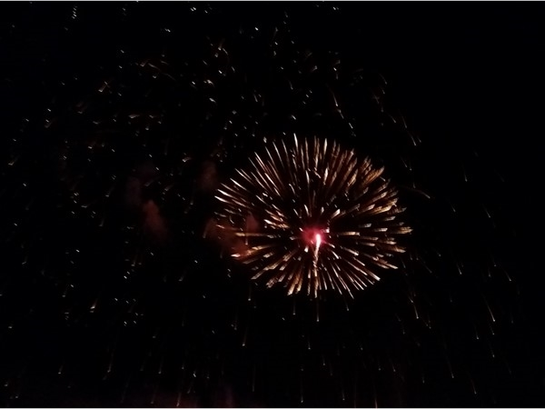 Fireworks at Riverfront Park in Little Rock is a must see
