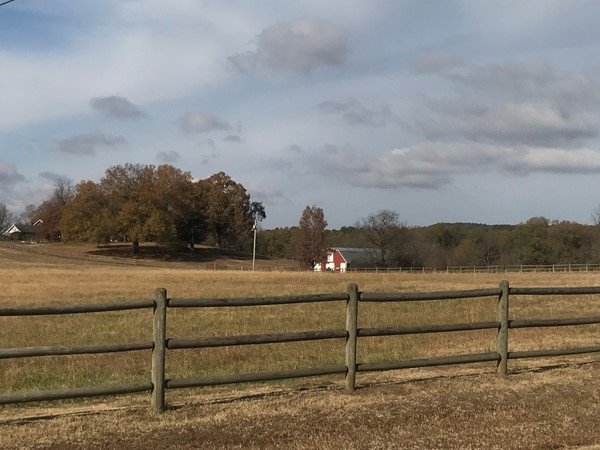Picturesque Clarksville farm