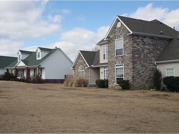 Griffin park development real estate homes for sale in for Home builders jonesboro ar