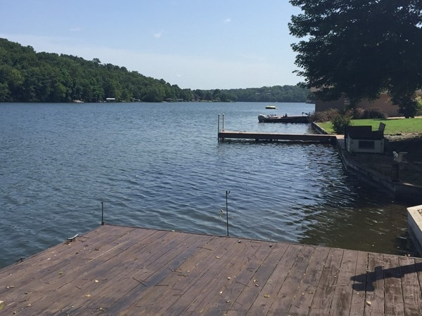 If you're looking for a lake home, Bella Vista is a wonderful and adorable option