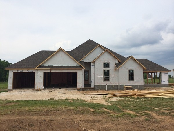 Lots of new construction in Bentonville