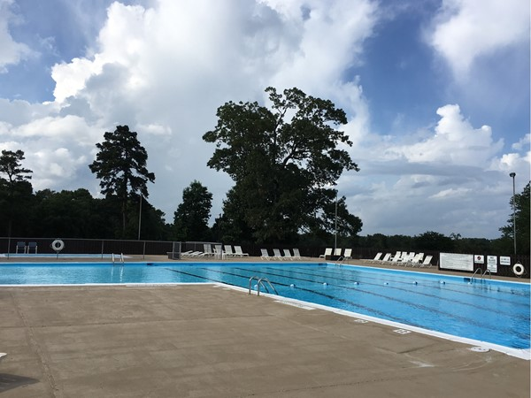 The newly renovated pool is now open in Longhills Village subdivision in Benton