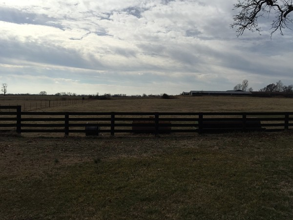 If you're looking for a place to find some acreage and spread out, Pea Ridge is it