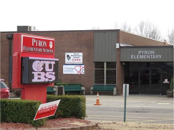 Clarksville Arkansas Pyron Elementary