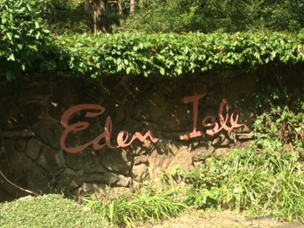 Eden Isle offers luxurious living surrounded by Greers Ferry Lake
