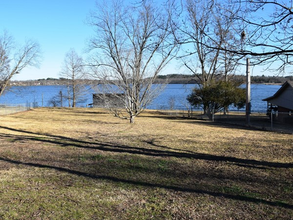 One of the few vacant lots surrounding the lake. Prime for a new weekend home