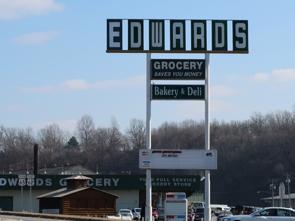 Edwards Grocery is your full service grocery store on the south side of Harrison
