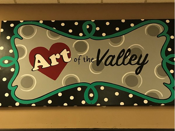 Fun place to take the kids for spring break!  Paint your own picture. Art of the Valley, City Mall