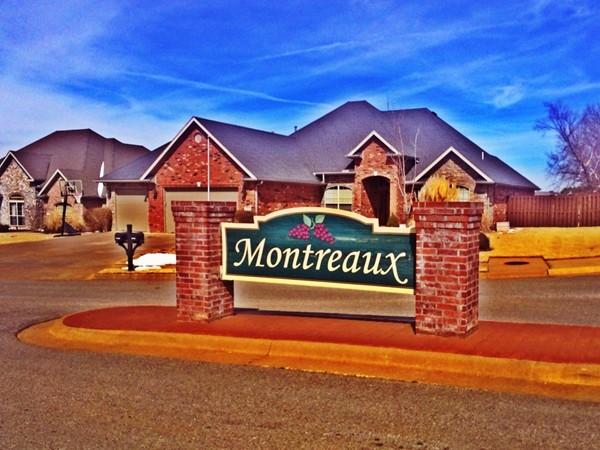 Montreaux Subdivision