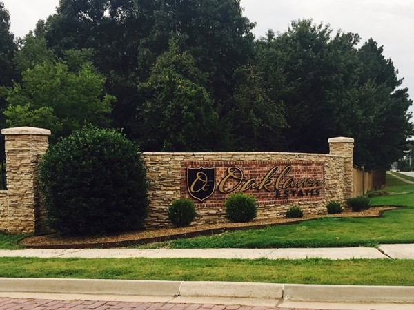 Oaklawn Estates is a gorgeous subdivision in a coveted area of Bentonville
