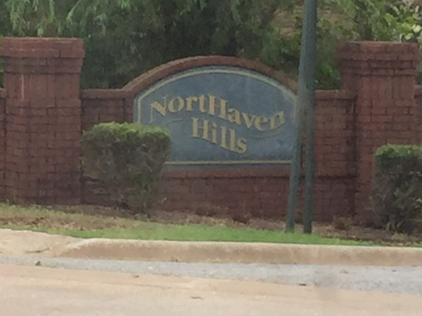 Northhaven Hills is a great subdivision in North Bentonville. It has beautful mature trees!