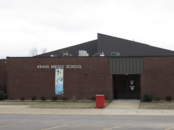Clarksville AR Kraus Middle School