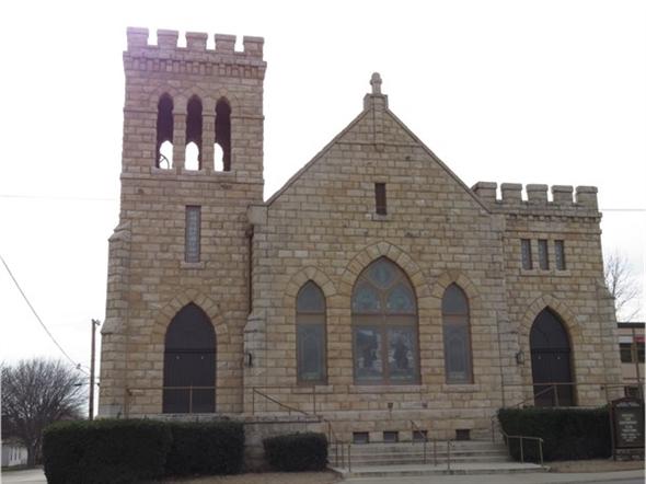Methodist Church in Ozark
