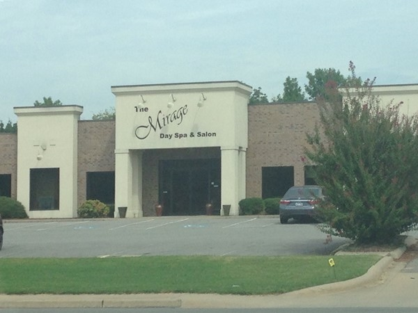 The Mirage Day Spa and Salon on East Parkway Drive