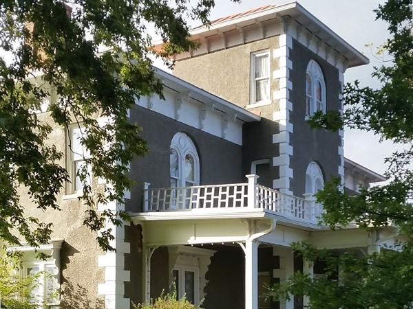 The Peel Mansion Museum & Heritage Gardens were built in 1875 by Colonel Samuel West Peel