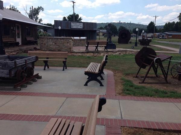Logan County Coal Miners Memorial