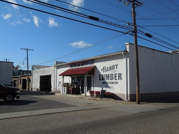Hanby Lumber Company - Berryville