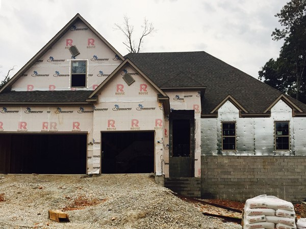 Check out new homes coming soon in Oak Lawn Estates; near downtown Bentonville