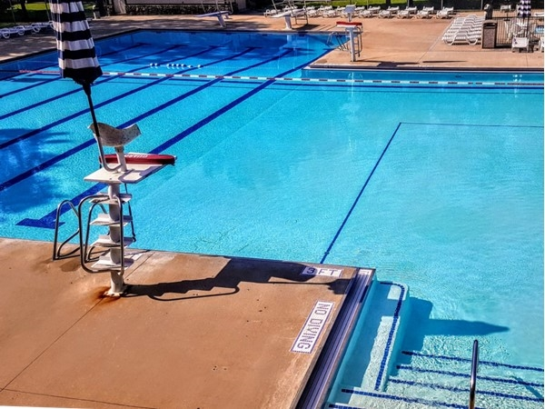 Overbrook pool is ready for swimmers